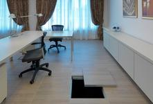 floating floor Treverk, Lesmo