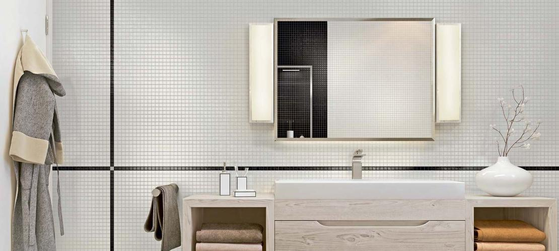 SistemV - Glass Mosaic ceramic tiles Marazzi_8042