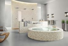 SistemV - Glass Mosaic ceramic tiles Marazzi_8045