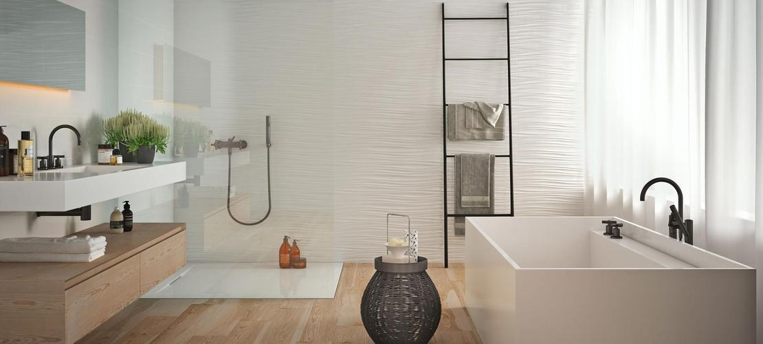 Absolute White ceramic tiles Marazzi_7393