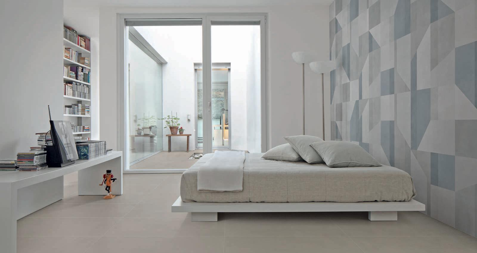 Alchimia - Concrete Effect - Bedroom