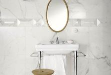 Marble effect porcelain stoneware: discover all the effects - Marazzi 7105
