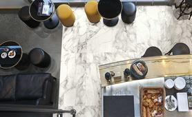 Marble effect ceramics: discover all the effects - Marazzi 9357