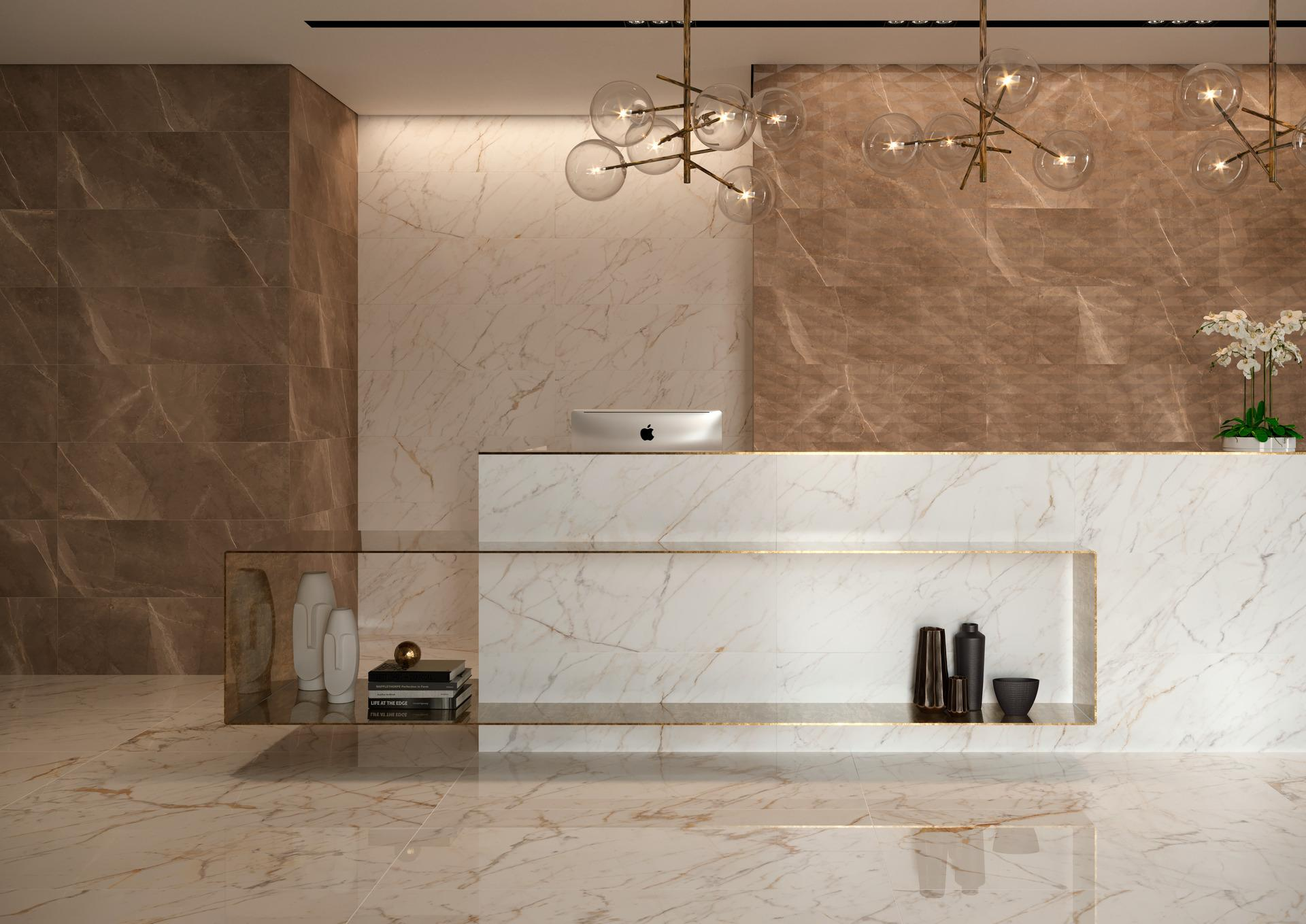 Allmarble wall - Marble Effect - Businesses