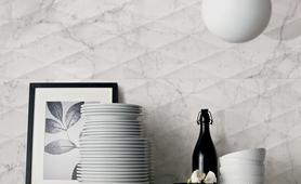 Marble effect ceramics: discover all the effects - Marazzi 10353