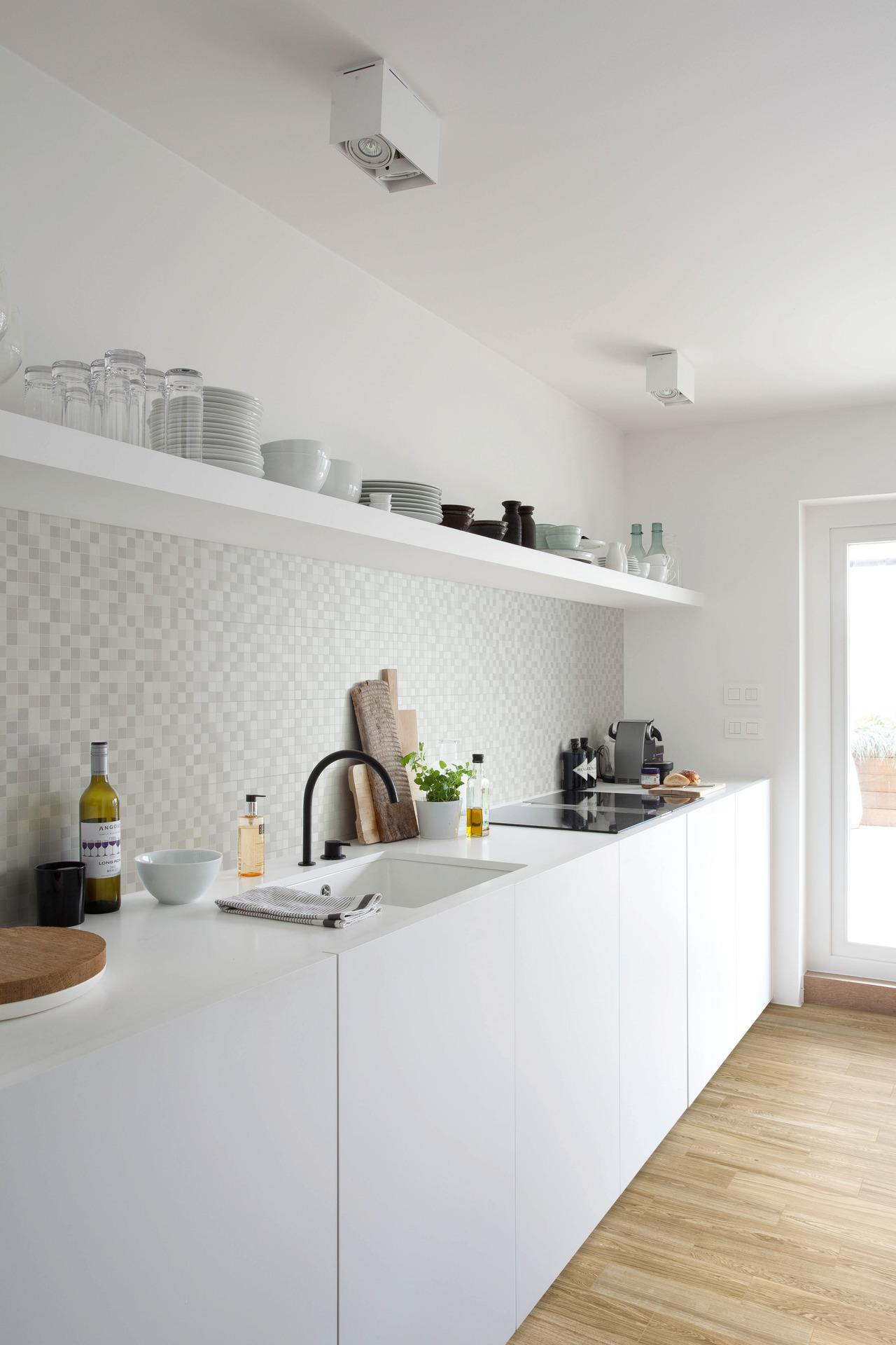 Appeal - Concrete Effect - Kitchen