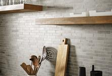 Kitchen tiles: stoneware and porcelain ideas and solutions  - Marazzi 5476