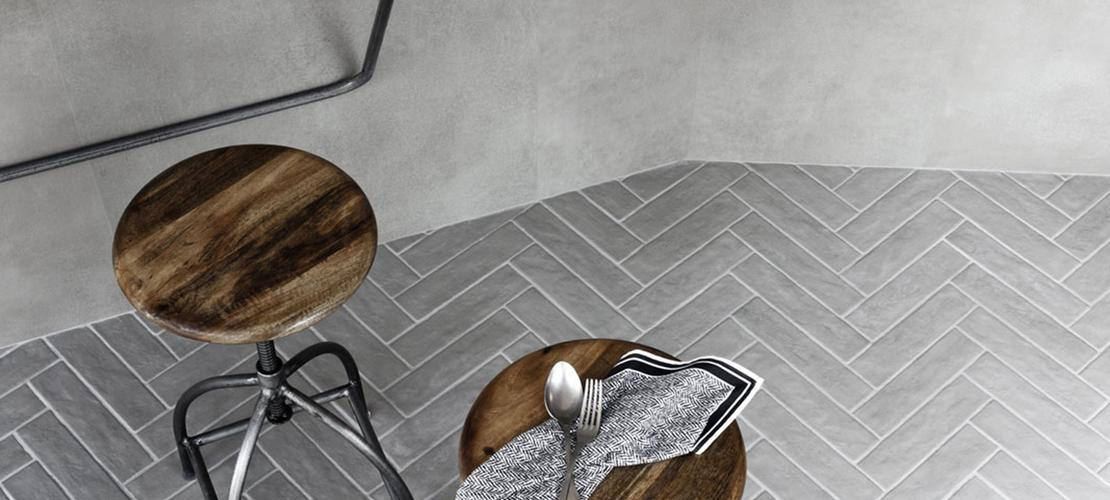 Kitchen tiles: stoneware and porcelain ideas and solutions - Marazzi 7876