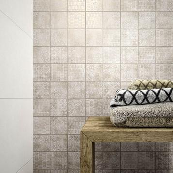 Chalk: Living room tiles: your home decor inspiration  - Marazzi