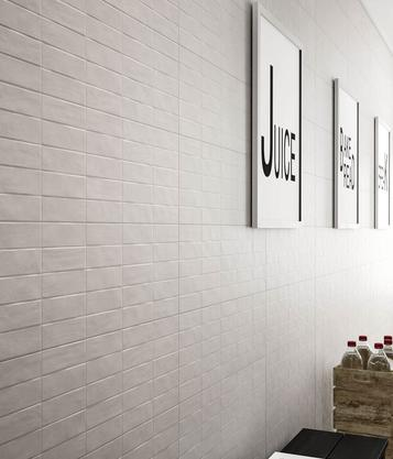 Chalk: Kitchen tiles: stoneware and porcelain ideas and solutions  - Marazzi