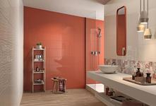 Bathroom tiles: ceramic and porcelain stoneware - Marazzi 7412