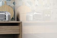 White Tiles: view the collections  - Marazzi 7422