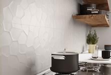 Grey Tiles: pearl, dark, light and dove. - Marazzi 7367