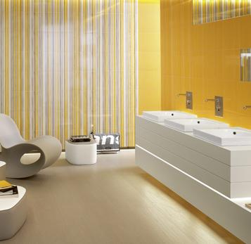 Tiles Kitchen Yellow - Marazzi_439