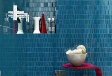 Blue Tiles: view our collections - Marazzi 3052