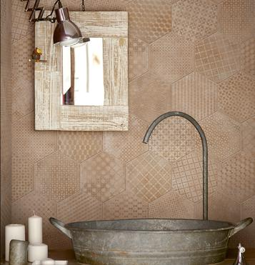 Cotti D'Italia: Pink Tiles: view the collections  - Marazzi