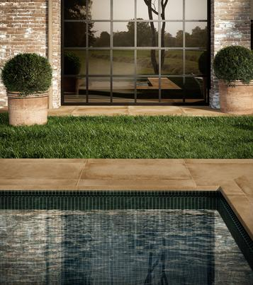 Tiles Outdoor Yellow - Marazzi_753