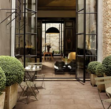 Cotto Toscana: Indoor and outdoor flooring: view the catalogue - Marazzi