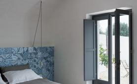 D_segni blend - Concrete Effect - Bedroom