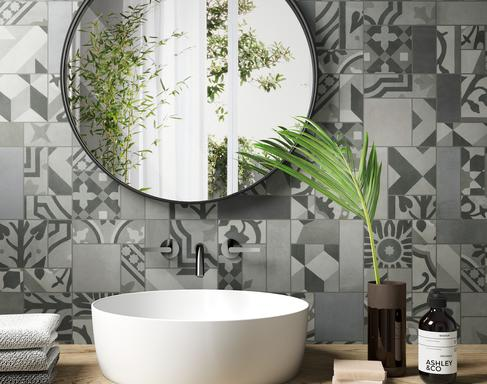 Small-size tiles for all locations - Marazzi 10497