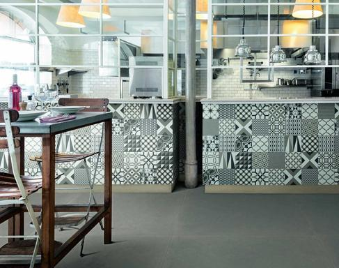 Floor and covering tiles: colours and effects - Marazzi 8650