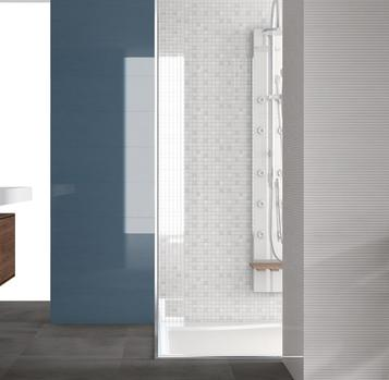 Dressy - Wall tiles for bathroom