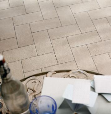 Tiles Outdoor White - Marazzi_324