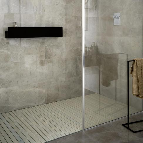 Evolutionmarble wall - Marble Effect - Bathroom
