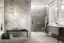 Bathroom tiles: ceramic and porcelain stoneware - Marazzi 6357