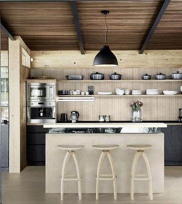 Fabric: Kitchen tiles: stoneware and porcelain ideas and solutions - Marazzi