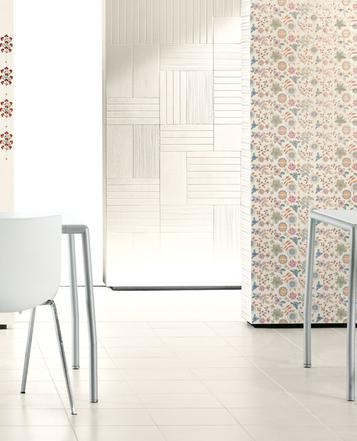 Folk - patterned tiles