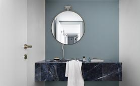 Grande resin look - Bathroom