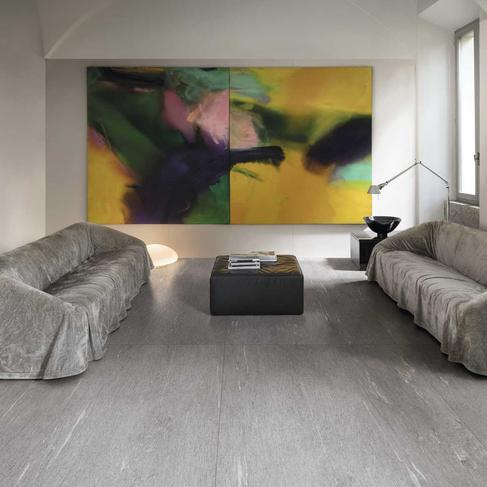 Grande stone look - Stone Effect - Living Room