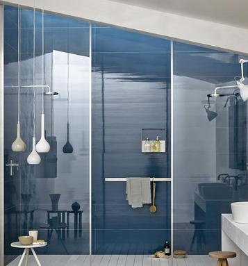 Imperfetto: Blue Tiles: view our collections - Marazzi
