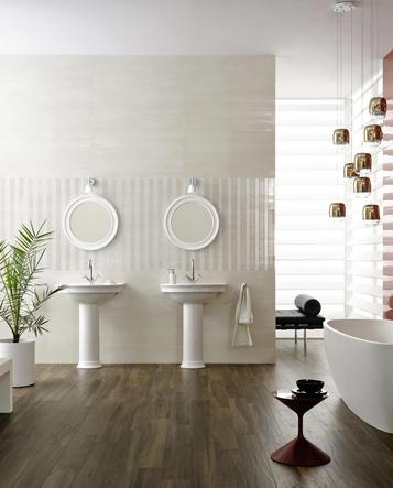 Tiles Bathroom Red - Marazzi_677