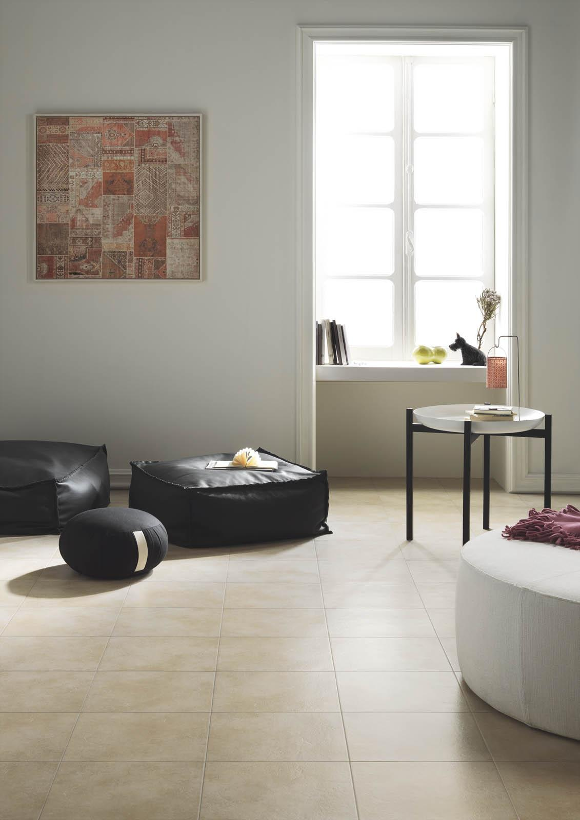 Iside - Stone Effect - Living Room