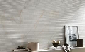 Marble effect ceramics: discover all the effects - Marazzi 10360
