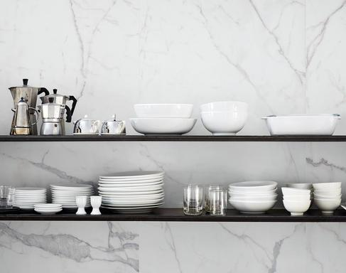 Marble effect ceramics: discover all the effects - Marazzi 10362