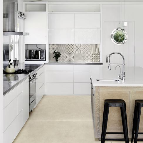 Material - Concrete Effect - Kitchen