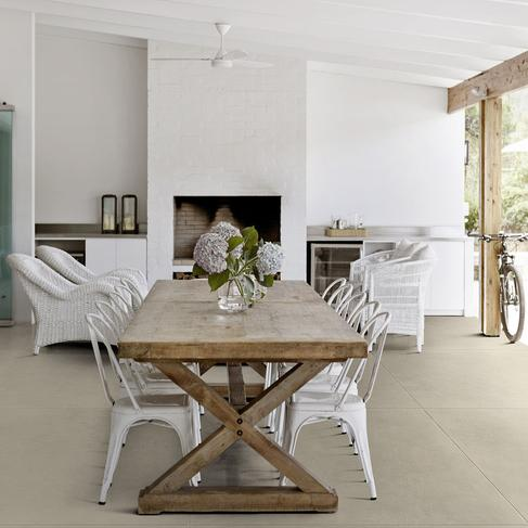 Material - Concrete Effect - Living Room