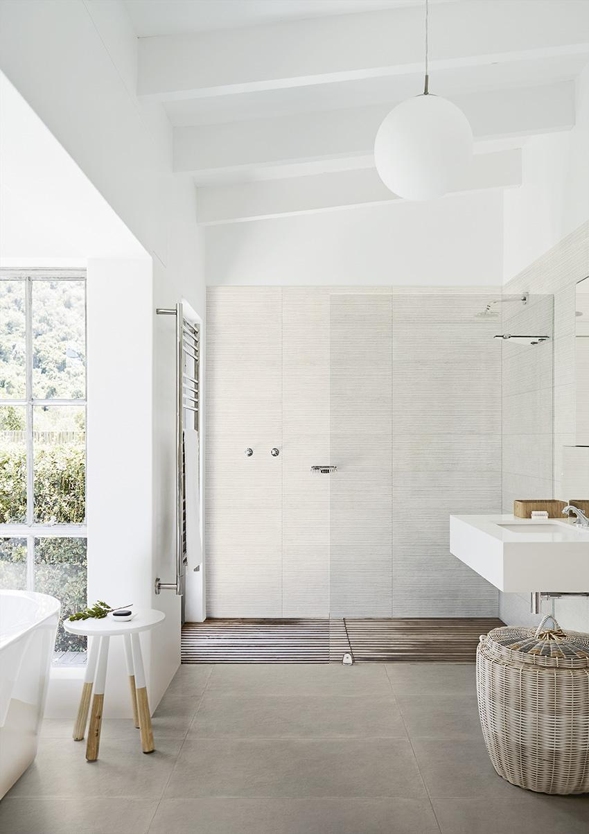 Material - Concrete Effect - Bathroom