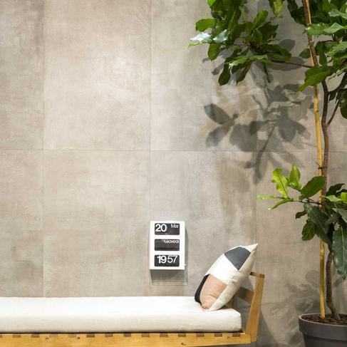 Memento - Concrete Effect - Living Room