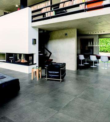 Memento: Grey Tiles: pearl, dark, light and dove. - Marazzi