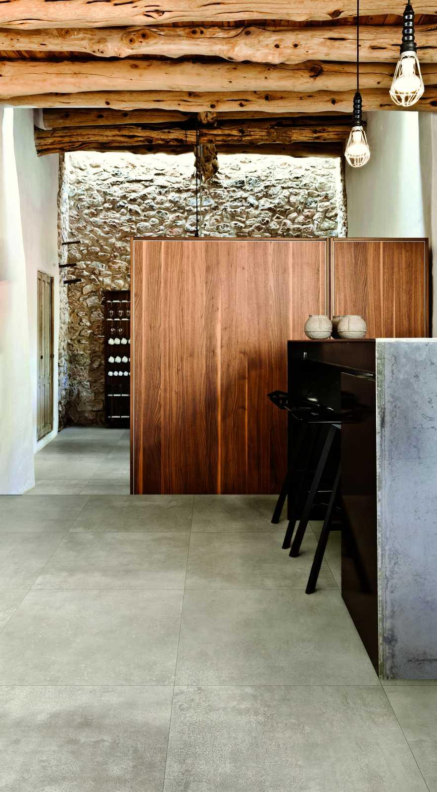 Memento - Concrete Effect - Kitchen