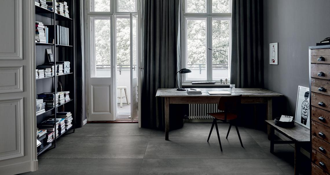 Mineral - Concrete Effect - Living Room