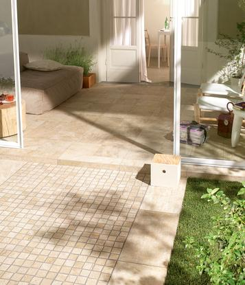 Tiles Indoor and Outdoor White - Marazzi_424