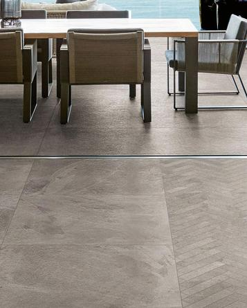 Tiles Indoor and Outdoor White - Marazzi_759
