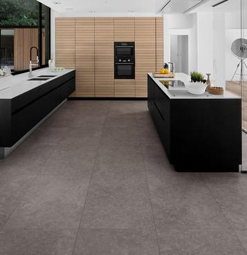Mystone - Bluestone: Grey Tiles: pearl, dark, light and dove. - Marazzi