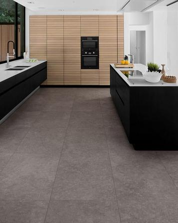 Mystone - Bluestone: Kitchen tiles: stoneware and porcelain ideas and solutions  - Marazzi