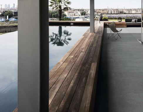 20mm thickness porcelain stoneware - Marazzi 9591